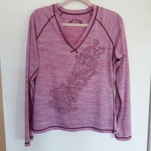 Prana long sleeve top